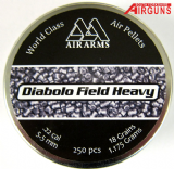 Air Arms Diabolo Field Heavy Pellets (.22)
